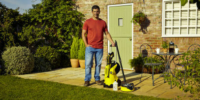Karcher pressure washer K4 Full Control