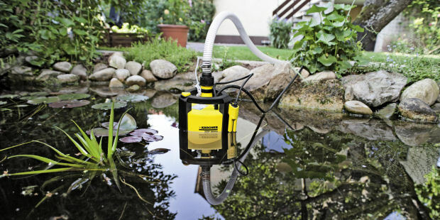 Karcher SDP1400 pump