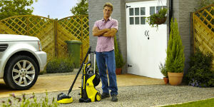 K5 Full Control Pressure Washer