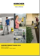 Catalogues Krcher Cleaning Systems Private Limited