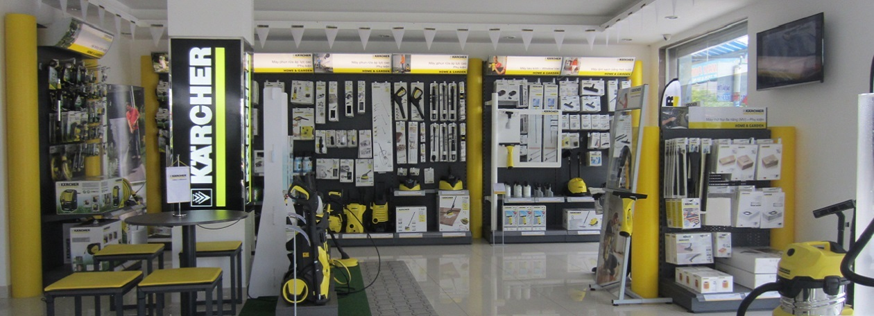 Karcher Center Saigon - VN1