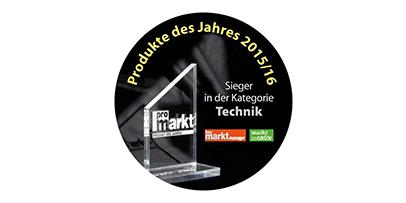 Kärcher WV 5 Plus Produkt des Jahres 2015/2016