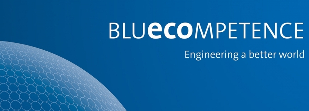 Blue Competence Header