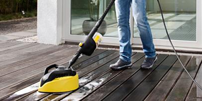 Anwendungstipps bringen sie ihre terrasse zum glanzen for Steinplatten reinigen