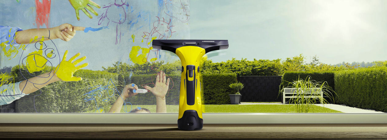 Karcher window vac