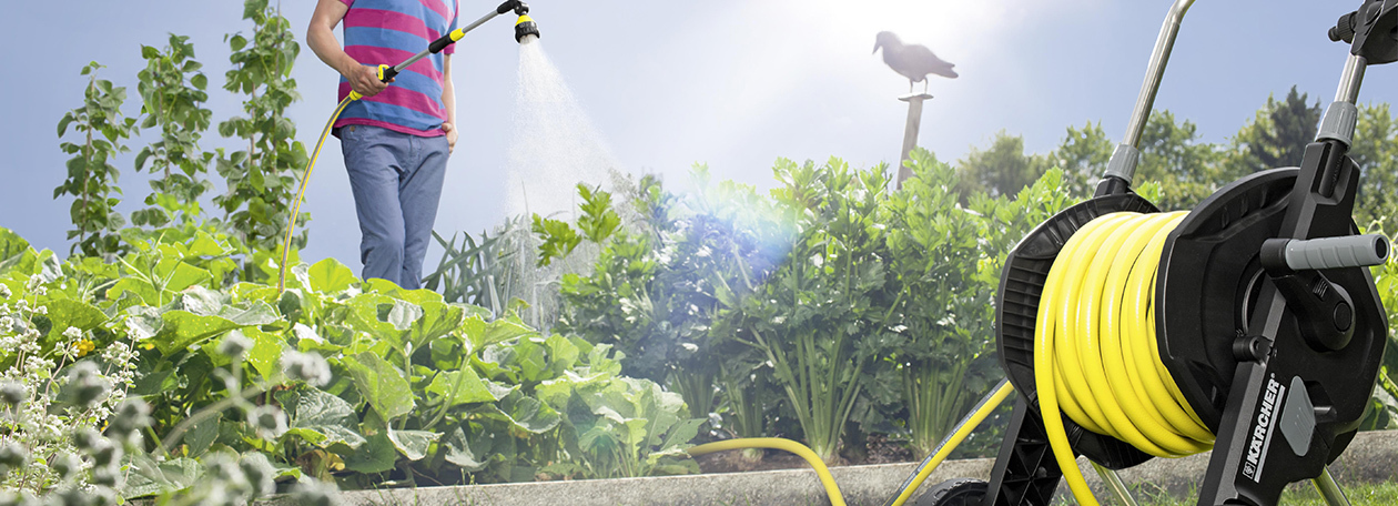 Riego de jardines k rcher argentina for Bombas para riego de jardin