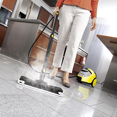 Limpieza con vapor k rcher argentina for Machine pour laver le carrelage