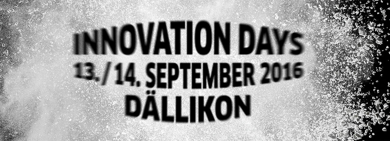 Innovation Days 2016 DE
