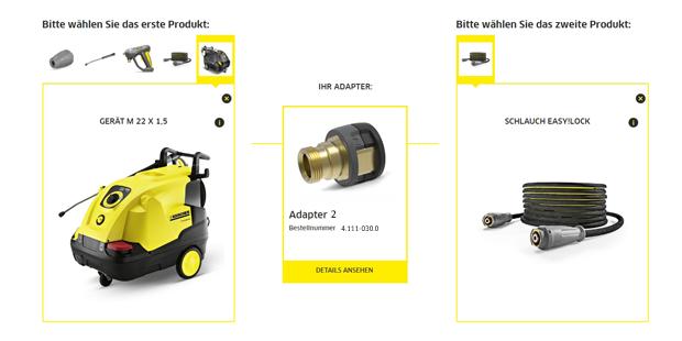Adapterfinder