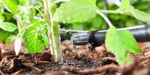 Rain System Drip Nozzle