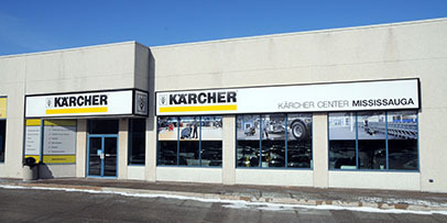 Karcher Center Mississauga 406-203