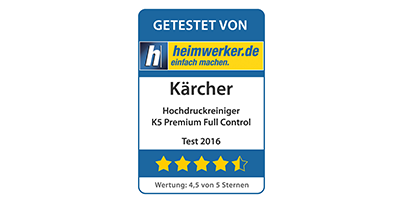 hochdruckreiniger k 5 premium full control home k rcher. Black Bedroom Furniture Sets. Home Design Ideas