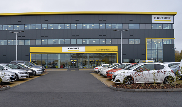 Karcher Center Banbury Shop Exterior
