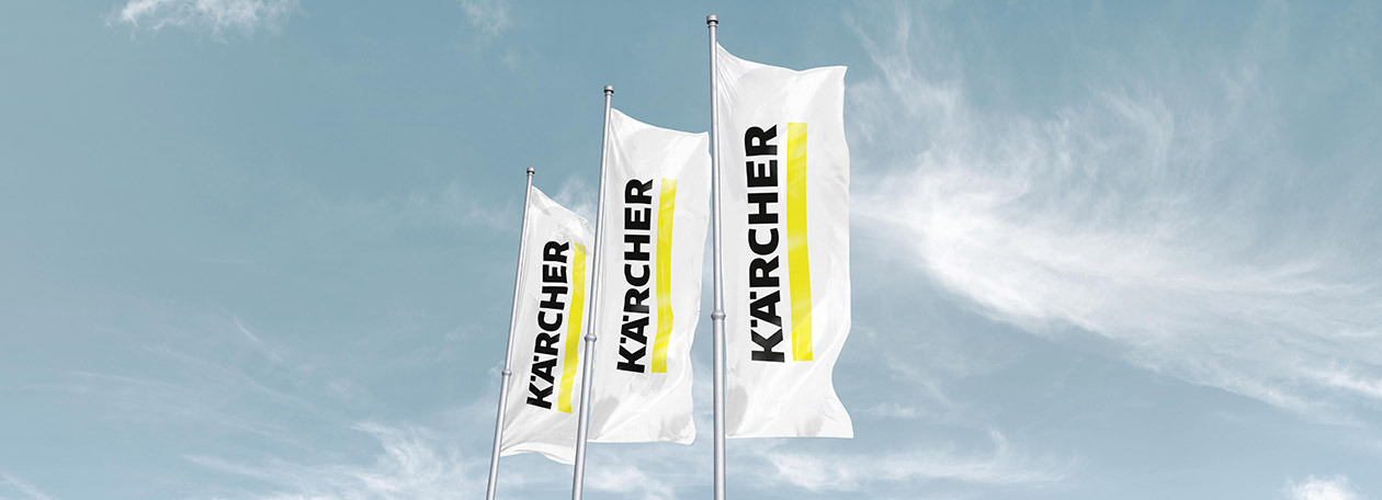 Karcher flags