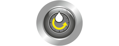 kürzere Trocknungszeit Icon