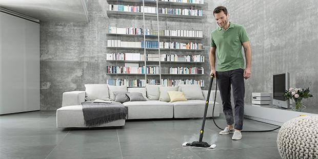 limpiadoras de vapor home garden k rcher. Black Bedroom Furniture Sets. Home Design Ideas