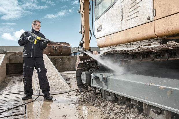 karcher hot water pressure washer promotion
