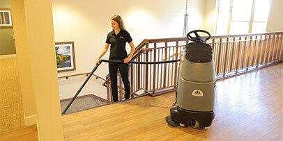 Healthcare Senior Living Industry Cleaning Karcher