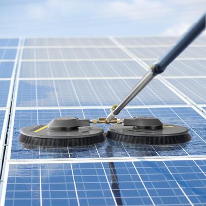 Bildergebnis für kärcher solar reinigung