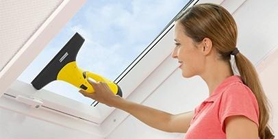 Dachfenster absaugen