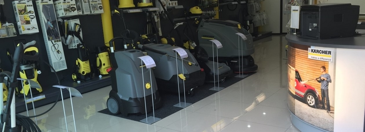 Karcher Penang Showroom