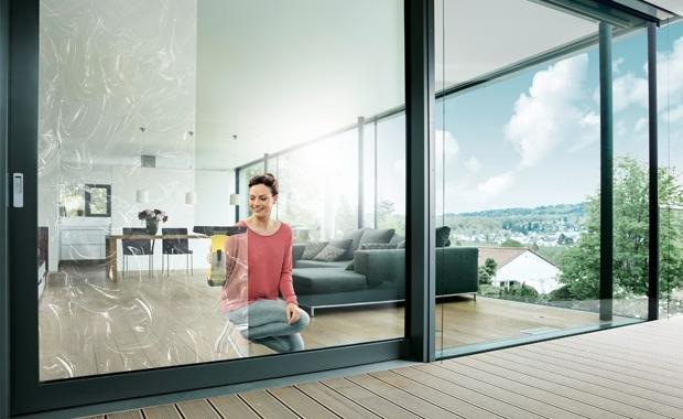 akku fenstersauger home garden k rcher. Black Bedroom Furniture Sets. Home Design Ideas