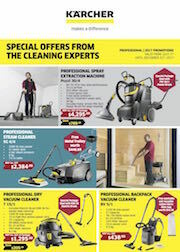 Special Offers from the Cleaning Experts
