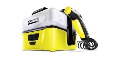 Портативная аккумуляторная минимойка Керхер