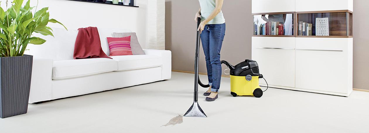 6 astuces pour le nettoyage de tapis k rcher. Black Bedroom Furniture Sets. Home Design Ideas