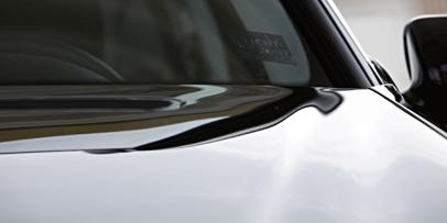 Dach- und Seitentrockner bei Autowäsche