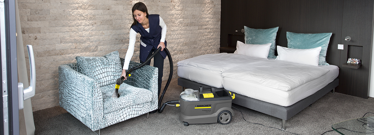 Puzzi carpet cleaning package