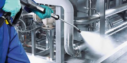 Chemieindustrie professional branchenl sungen - Maquinas de limpieza a vapor industriales ...