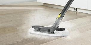 フローリングやキッチンの床掃除に