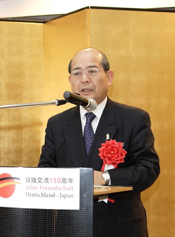 名橋「日本橋」保存会会長 中村胤夫様
