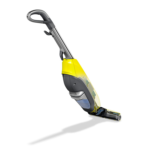 Flexible Floor Cleaner For Living Areas